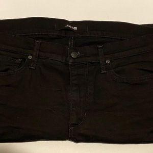 Mens Black Joe- The Brixton Skinny jeans